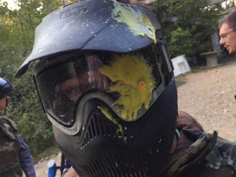 PaintballHit