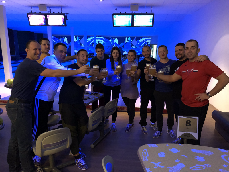 Newyears Teambuilding 2019